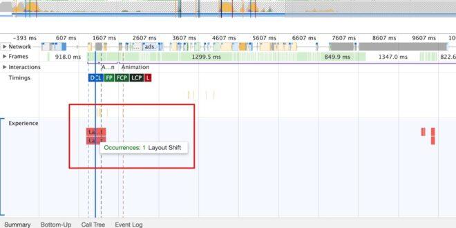 SEO: ¿Cómo corregir CLS? Mejora tu WPO con Core Web Vitals
