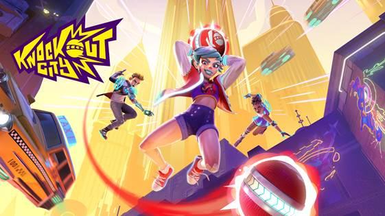 Knockout City, el videojuego multijugador por equipos inspirado en el balón prisionero, ya disponible