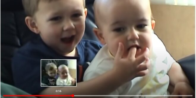 Charlie bit my finger el vídeo viral más visto de YouTube se venderá como NFT