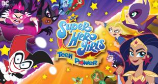 Las superheroínas adolescentes de DC saltan a la acción en Nintendo Switch con DC Super Hero Girls: Teen Power, disponible desde hoy