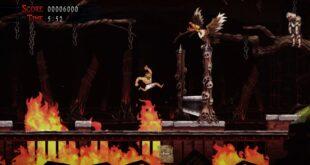 Ghosts 'n Goblins Resurrection ya disponible PS4, Xbox y Steam