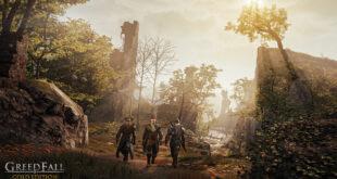 GreedFall: Gold Edition y una nueva expansión se estrenan el 30 de junio