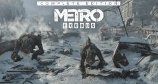 Metro Exodus Complete Edition ya disponible para Xbox Series X | S y PS5 - Tráiler