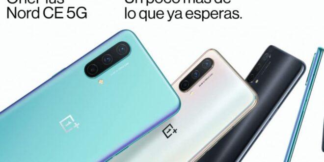 El OnePlus Nord CE 5G a la venta en España desde hoy