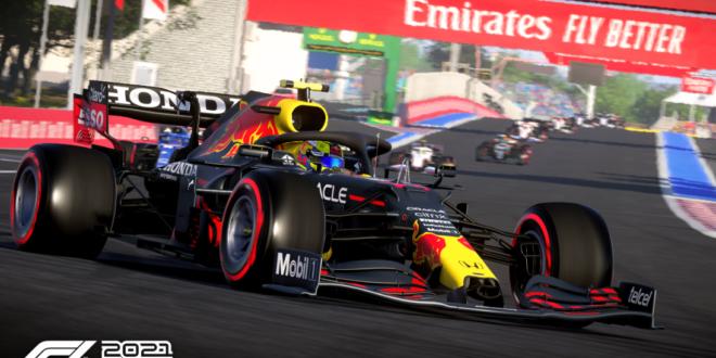 F1 2021 se prepara para el debut de la nueva generación de consolas