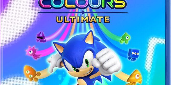SEGA desvela Sonic Colors: Ultimate