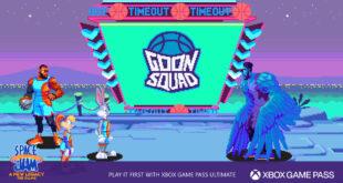 """Xbox y Warner Bros. anuncian el juego arcade de """"Space Jam: Nuevas leyendas"""""""