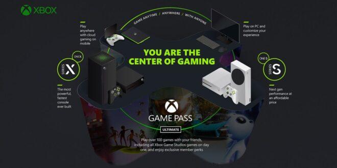 Los videojuegos en Microsoft con Satya Nadella (CEO de Microsoft) y Phil Spencer (jefe de Xbox)