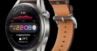 Novedades en Huawei: HUAWEI WATCH 3 Series, HUAWEI Vision S, HUAWEI FreeBuds 4 ya están disponibles en el mercado español