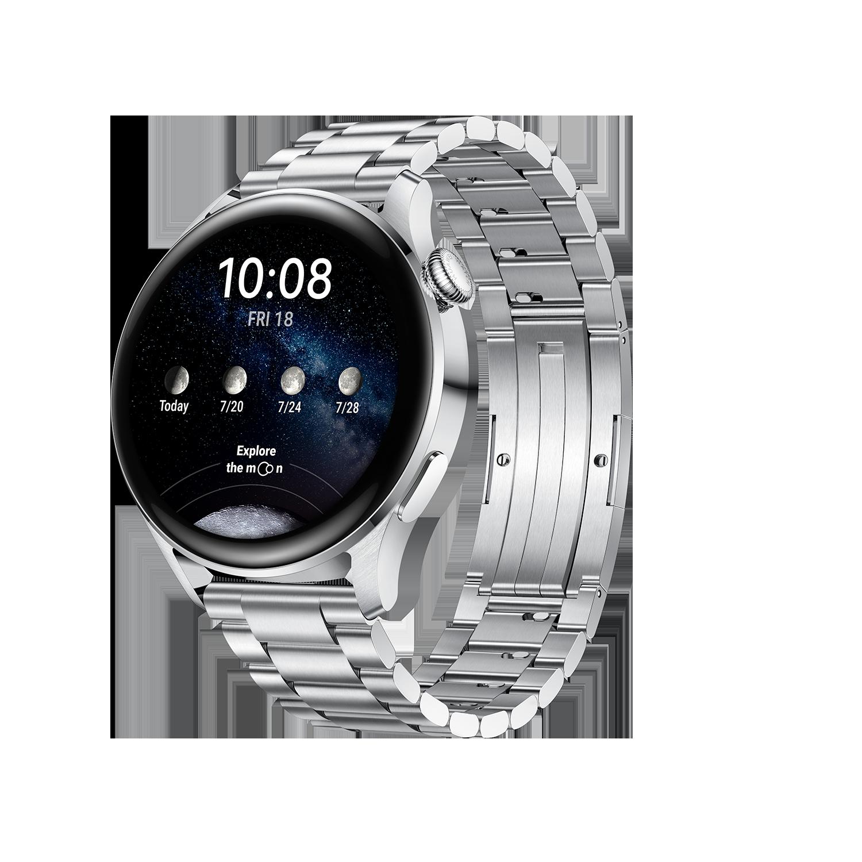 Serie HUAWEI WATCH 3, la nueva serie de smartwatches insignia con HarmonyOS 2