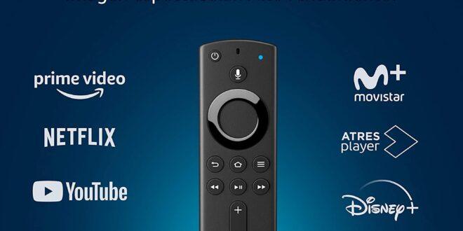 Análisis del Firetv Stick 4k de Amazon