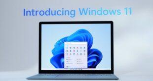 Microsoft presenta Windows 11