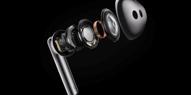 HUAWEI FreeBuds 4, los primeros auriculares que optimizan el sonido y se adaptan a cada usuario