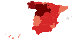 Los usuarios españoles tienen un 29% de probabilidades de sufrir una ciberamenaza