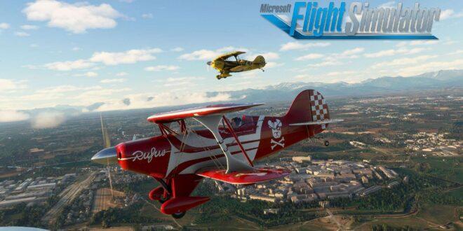 Microsoft Flight Simulator, ya disponible en Xbox Series X S