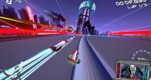 Ion Driver, el frenético videojuego de carreras de PlayStation Talents llega hoy a PS4