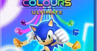 SEGA muestras las mejoras y actualizaciones de Sonic Colors: Ultimate