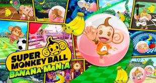 SEGA desvela los mundos maravillosos de Super Monkey Ball Banana Mania