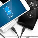 La batería del móvil genera ansiedad, para el 65% de los españoles es muy importante su estado de carga