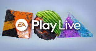 Resumen de los mejores videojuegos del la EA Play Live