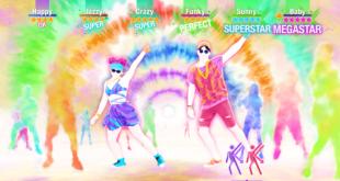 Únete a la fiesta con JUST DANCE 2021