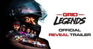 Conviértete en una leyenda de la conducción con GRID Legends