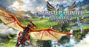 Monster Hunter Stories 2: Wings of Ruinpara Nintendo Switch