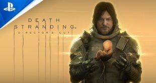 Death Stranding Director's cut estará disponible el próximo 24 de septiembre