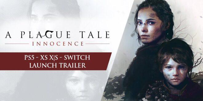 A Plague Tale: Innocence ya disponible en formato digital para Xbox Series X S y PlayStation 5