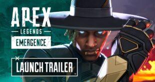 """Apex Legends presenta un nuevo tráiler de """"Eclosión"""" en EA Play Live con la nueva Leyenda Seer, las Arenas Clasificatorias, el segundo año de la Global Series"""
