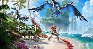 Horizon Forbidden West llegará el 18 de febrero de 2022