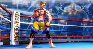 Anunciado el último personaje para Street Fighter V