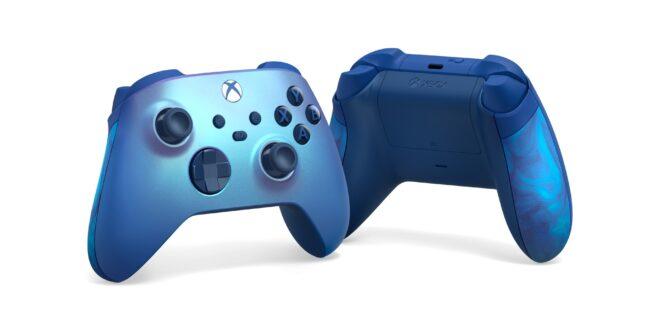 Anunciado el Mando inalámbrico Xbox – Aqua Shift Special Edition, ya disponible para reservar