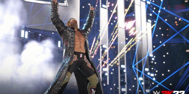 WWE 2K22 dará un golpe de efecto en marzo de 2022