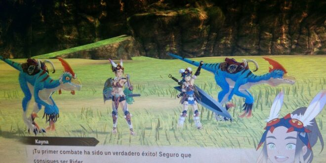 Análisis de Monster Hunter Stories 2: Wings of Run