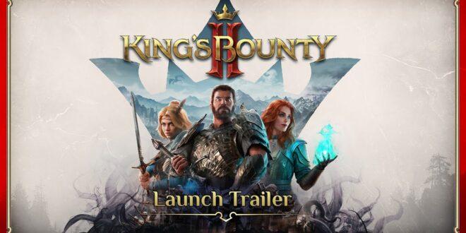 King's Bounty 2 ya a la venta - Tráiler de lanzamiento
