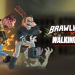 Negan y Maggie de la serie The Walking Dead de AMC revolucionarán Brawlhalla el 22 de septiembre