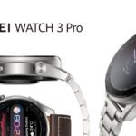 "Huawei gana el premio ""Mejor Smartwatch 2021-2022"" de EISA con HUAWEI WATCH 3 Pro"