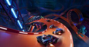 La personalización de los vehículos en el nuevo tráiler de Hot Wheels Unleashed