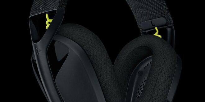 Logitech G presenta sus auriculares inalámbricos gaming más ligeros, asequibles y sostenibles