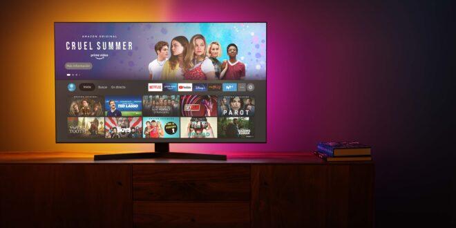 Llega el Amazon Fire TV Stick 4K Max, compatible con Dolby Vision, Dolby Atmos y Wi-Fi 6