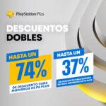 Los Descuentos Dobles de PlayStation Plus vuelven a PlayStation Store con hasta un 74% en grandes títulos