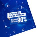 Las Ofertas de Fin de Semana llegan a PlayStation Store con descuentos de hasta el 90%