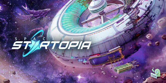 Spacebase Startopia ya disponible en Switch - Tráiler de lanzamiento