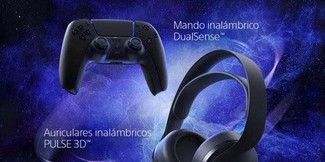 Los auriculares PULSE 3D tendrán un nuevo modelo Midnight Black en octubre