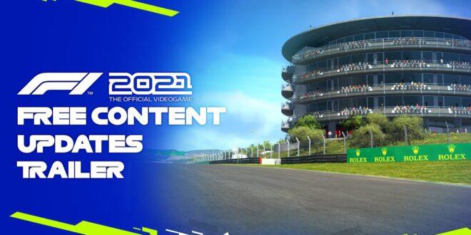 El circuito de Portimao ya disponible para todos los jugadores de F1 2021