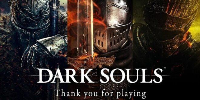 Un de los mejores RPG, Dark Souls cumple 10 años