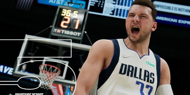 NBA 2K22 presenta sus novedades de gameplay