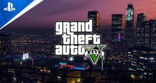 GTAV y GTA Online llegan a Playstation 5 en marzo de 2022