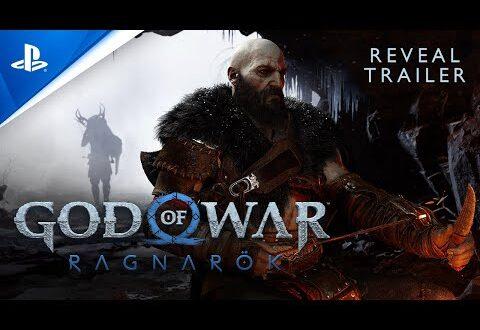 God of War Ragnarok luce impresionante en su trailer